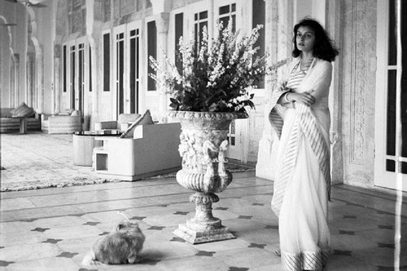 Rajamata Gayatri Devi