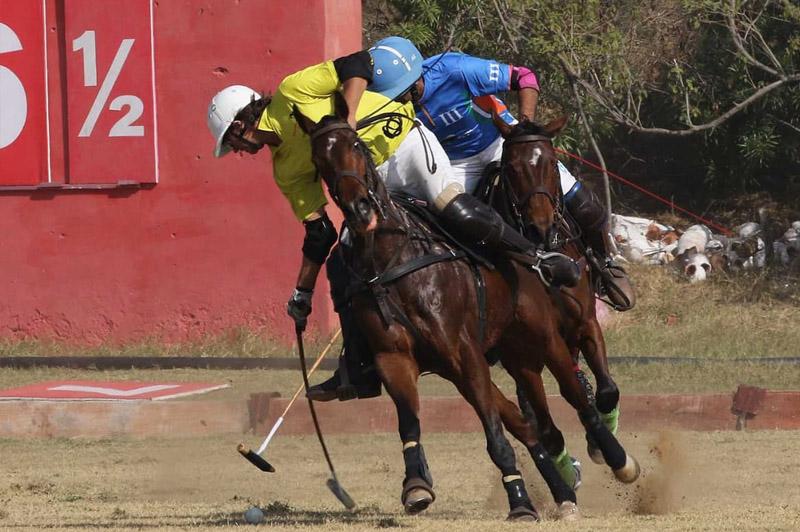 Jaipur polo season, Gayatri Devi Cup, Gerardo Mazzini