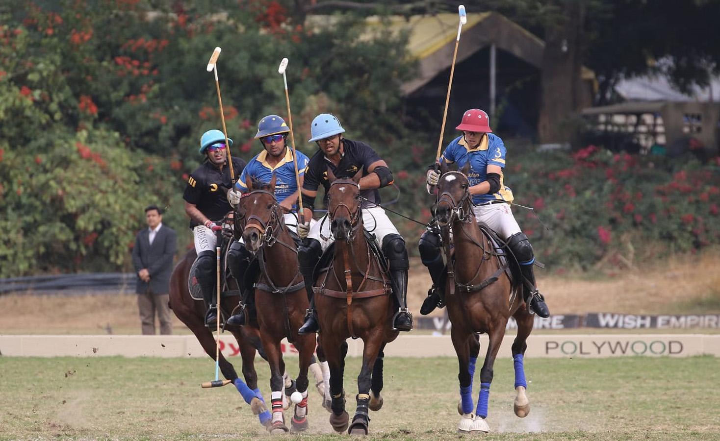 Day 2 Of HH Maharaja Sawai Bhawani Singh