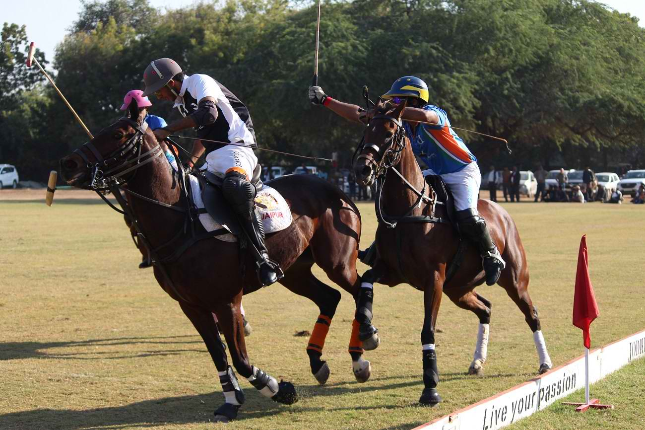 Race To The Finals Of Rajputana & Central India Cup