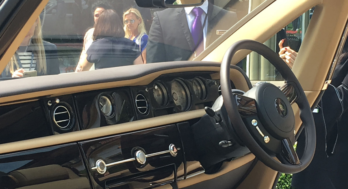 Rolls Royce, Sweptail, World's most expensive new car