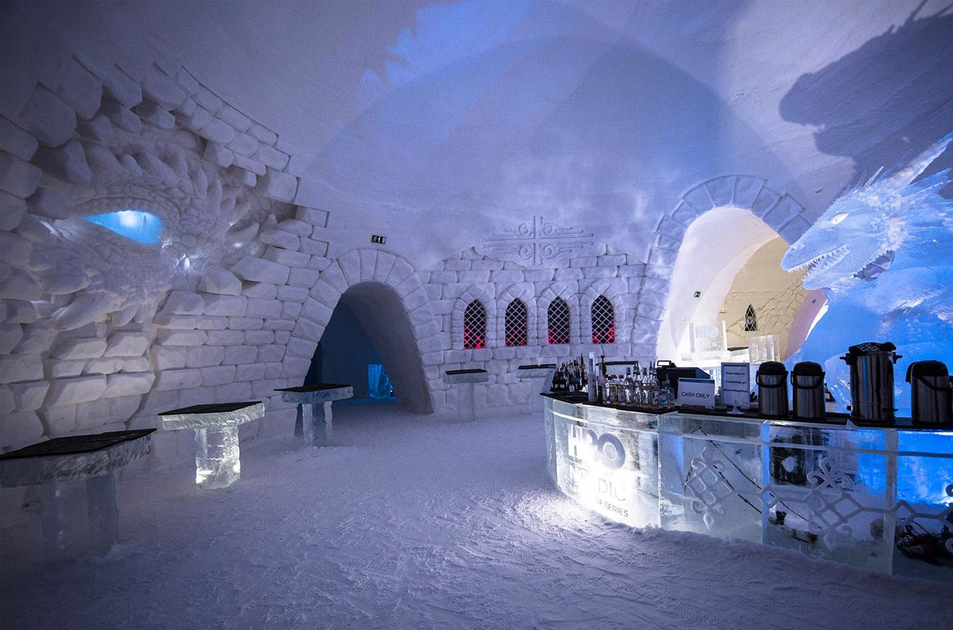 Ice Hotel, Finland