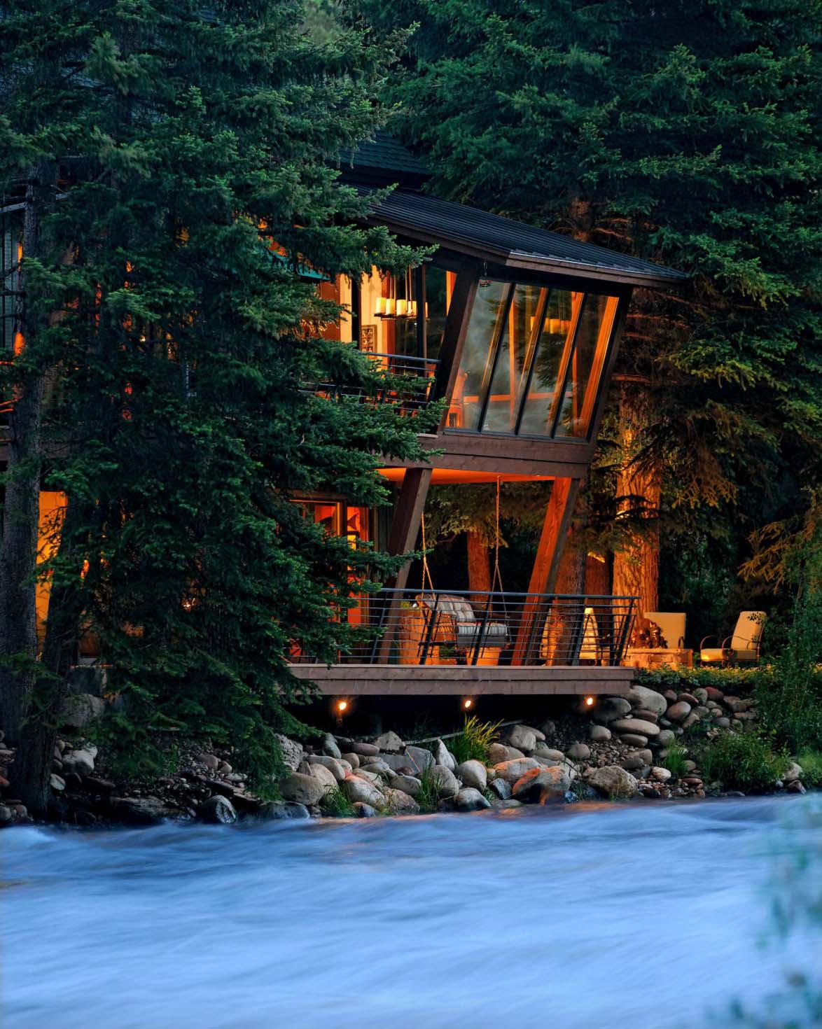 scandinavia Tree house