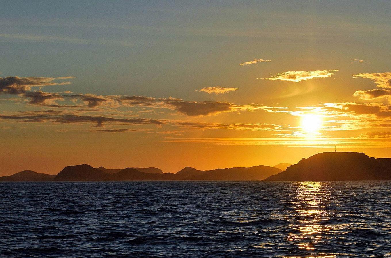 Scandinavia Midnight Sun