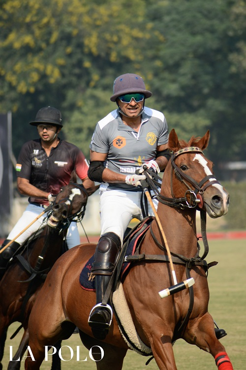 Delhi Polo Season, Sir Pratap Singh Cup, Delhi, Jaipur Polo Ground ,dhruvpal godara