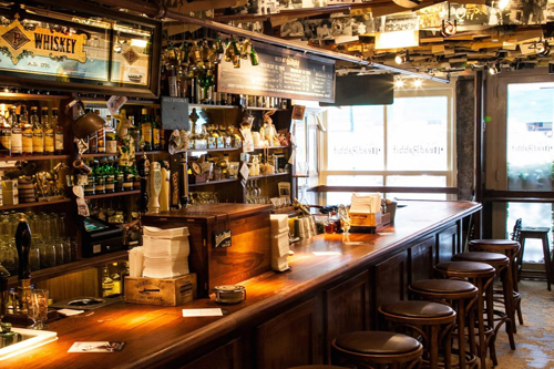 The Dead Rabbit Grocery & Grog New York City , The finest bars from all around the world