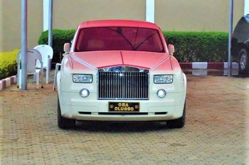 The Richest Kings of Africa  OBA OBATERU AKINRUTAN