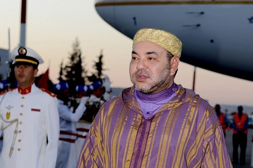 The Richest Kings of Africa KING MOHAMMED VI