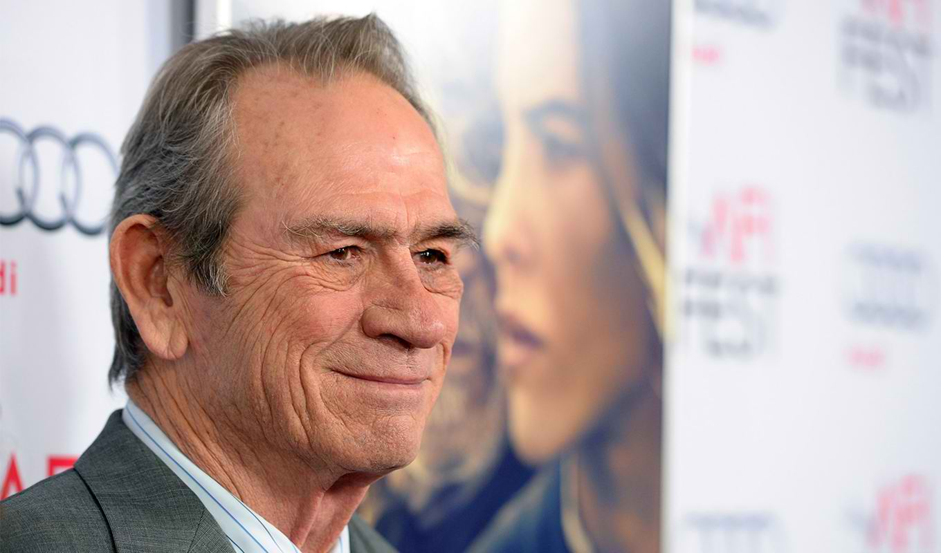 TOMMY LEE JONES, HARVARD, Actor, scriptwriter, director, charity, farmer, polo, player, American, career, skills, perfectionist, novel, film, industry, honesty, sport, saddle,