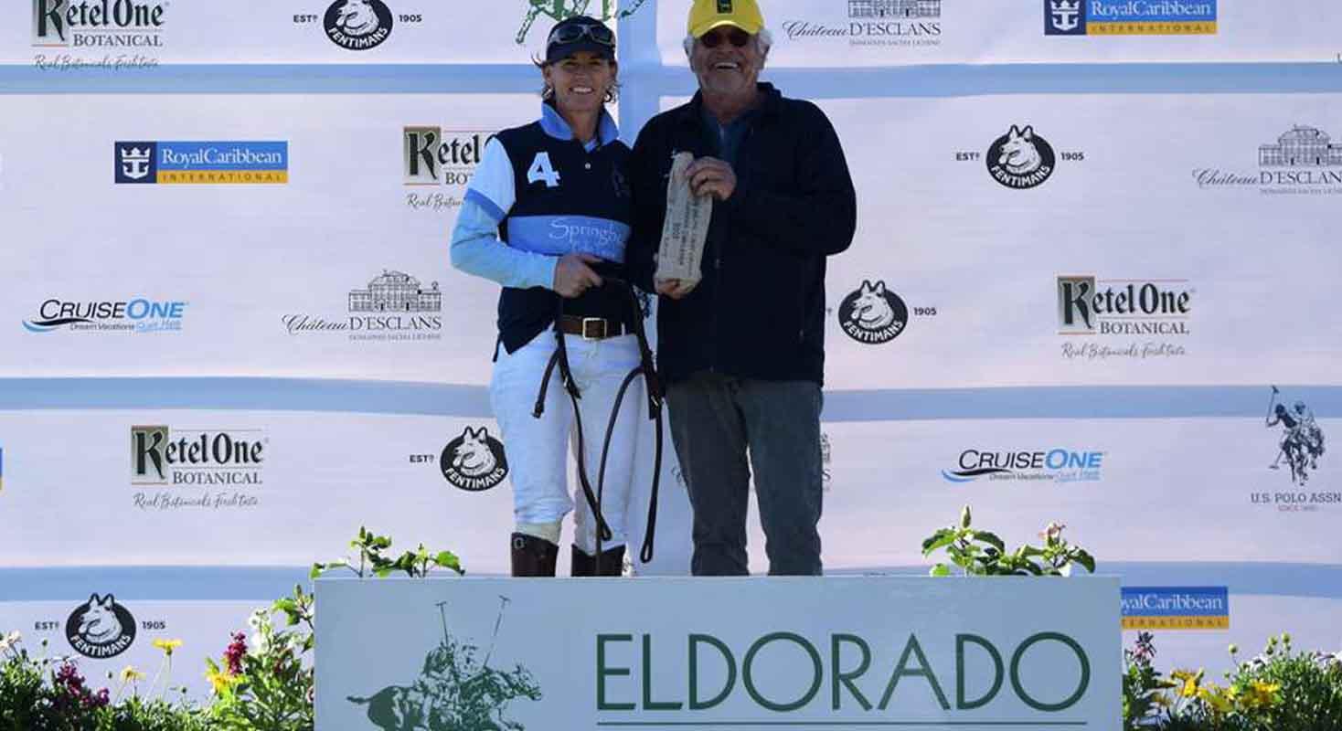 The Women's Challenge at Eldorado Polo Club.