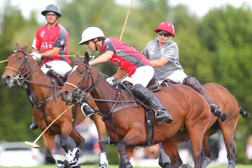 The World Polo League Palm Beach Open
